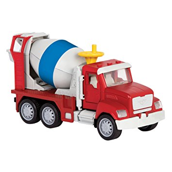 Driven - Micro Series Cement Mixer Truck