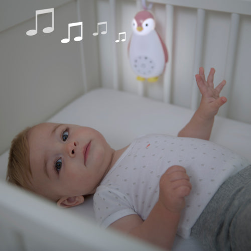 [Zazu] Sound Machine Nightlight, Zoë the Penguin
