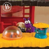 [B.Toys] Award Winning Baa Baa Barn Farm House Play Set with Light & Sound BX1222Z - 2years+