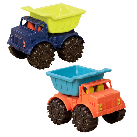 [B.Toys] Mini Truckette, Truck Sand Play - 18months+