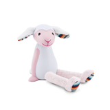 [Zazu] 2-in-1 Portable Reading and Night Light with Auto Shut Off, Fin the Sheep - 0months+