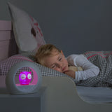 Zazu Nightlight with Sound Activation, Lou the Owl