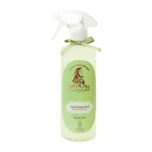 [Organic New Lifestyle] Fruit & Vegetable Wash 500ml