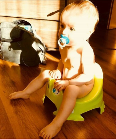 [Thermobaby] Funny Potty Toilet Train, Made in France