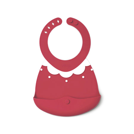 [ViiDA] Joy Baby Bibs - Foldable, Washable (Available in 8 Colors)