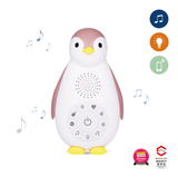 Zazu Sound Machine Nightlight, Zoë the Penguin