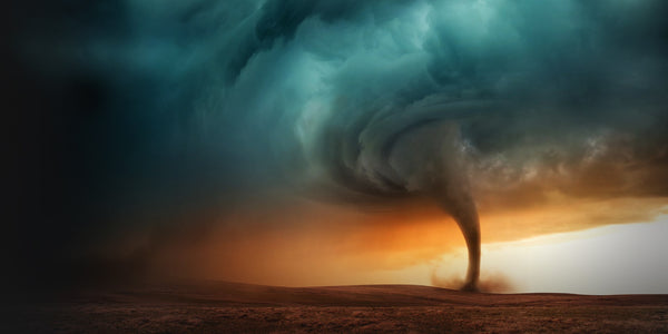 Do Natural Disasters Signal The End of The World as we Know it?