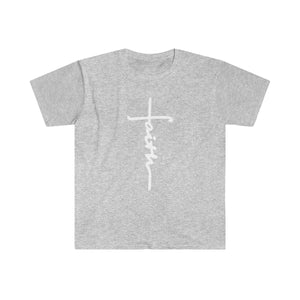 Faith Script T-Shirt