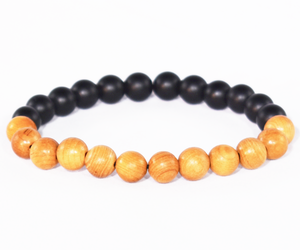 Humble Servant - Wooden Bracelet