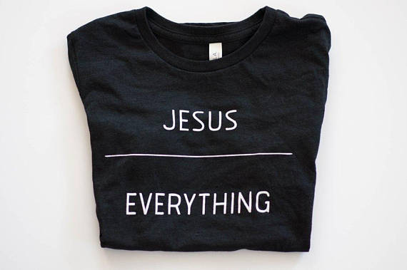 Jesus Over Everything