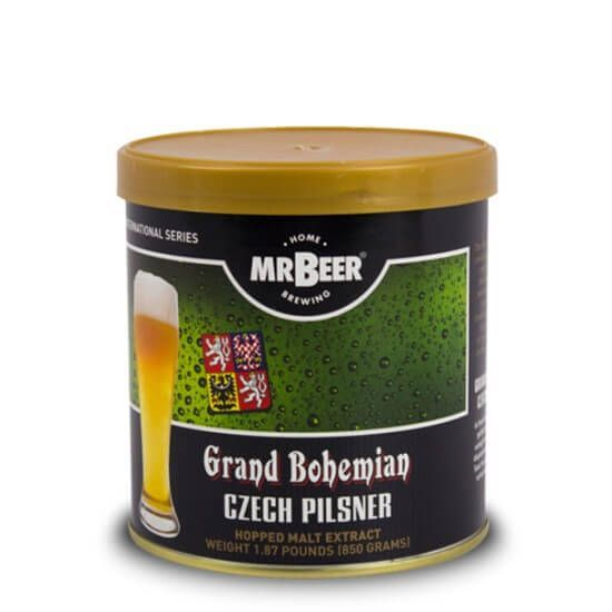 Czech Pilsner - Mr Beer Recipe Kit