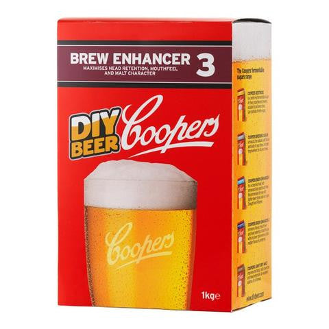 Brew Enhancer 3 - Coopers