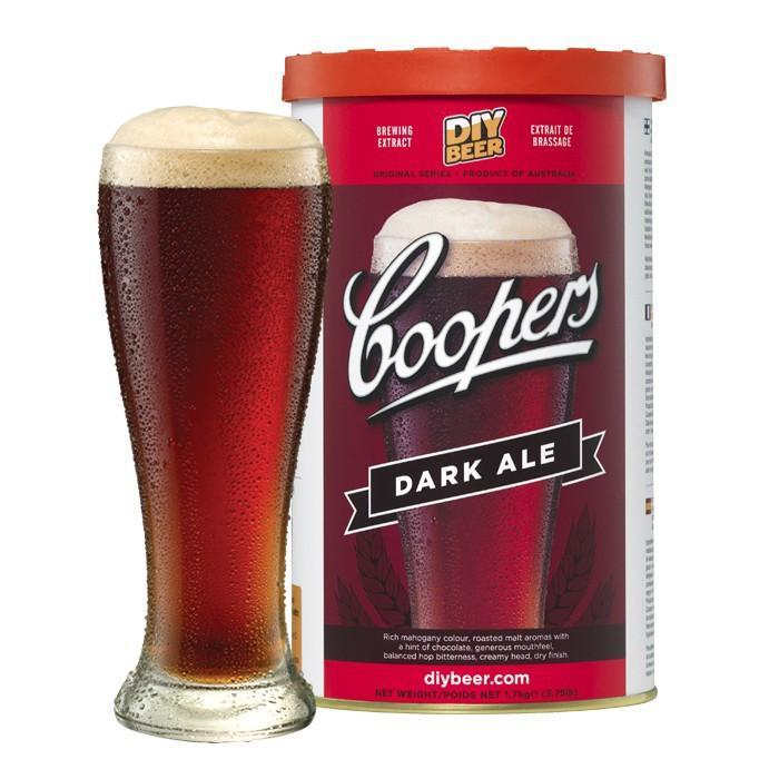 Dark Ale - Coopers Beer Kit