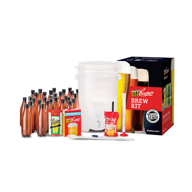Coopers DIY Homebrew Starter Kit
