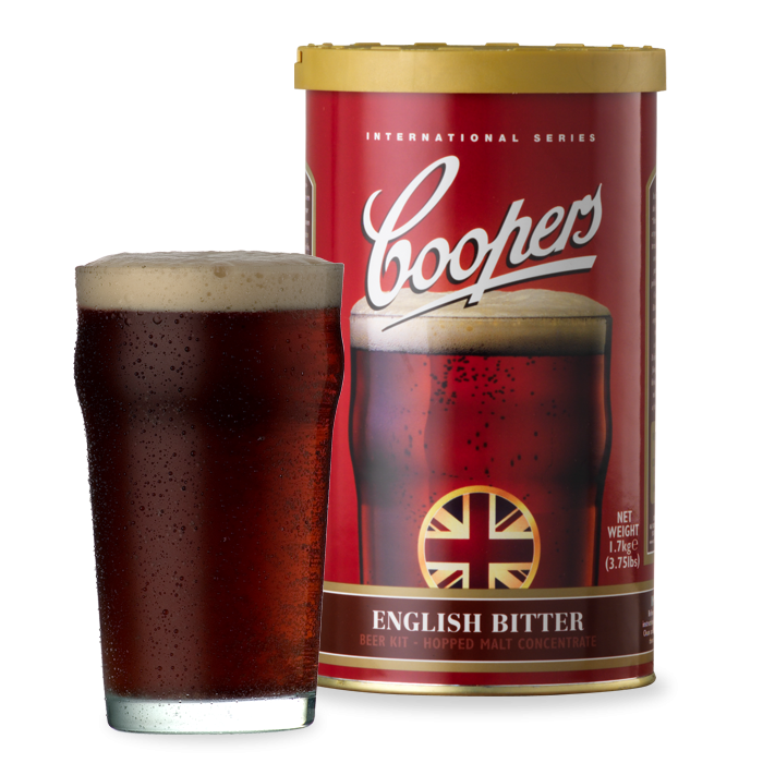 English Bitter (ESB) - Coopers Beer Kit
