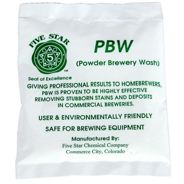 Powdered Brewery Wash 1LB