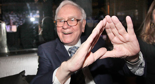 Advice from One of the World's Wealthiest Warren Buffett