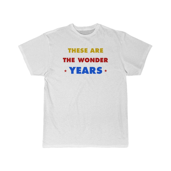 THESE ARE THE WONDER YEARS