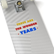 Wonder Years Kiss-Cut Stickers
