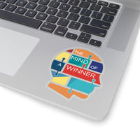 THE MIND OF A WINNER STICKER