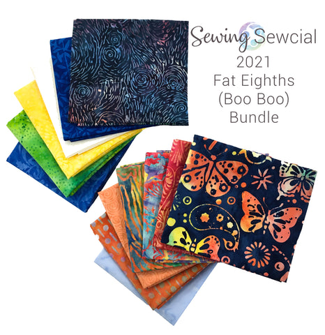 2021 Sewing Sewcial FE bundle