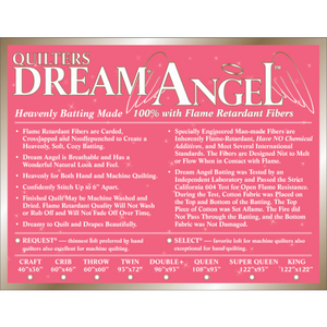 Quilter's Dream - Angel Select