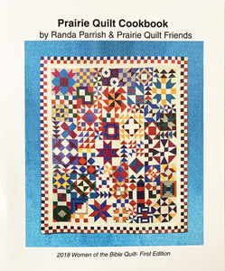 Prairie Quilt Cookbook