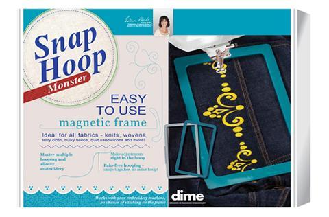 Monster Snap Hoop 10-1/2 x 16""