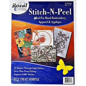 Bosal Stick And Peel