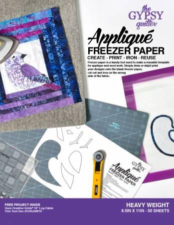 Qypsy Quilter Freezer Paper
