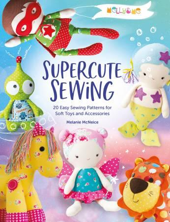 Melly & Me: Supercute Sewing