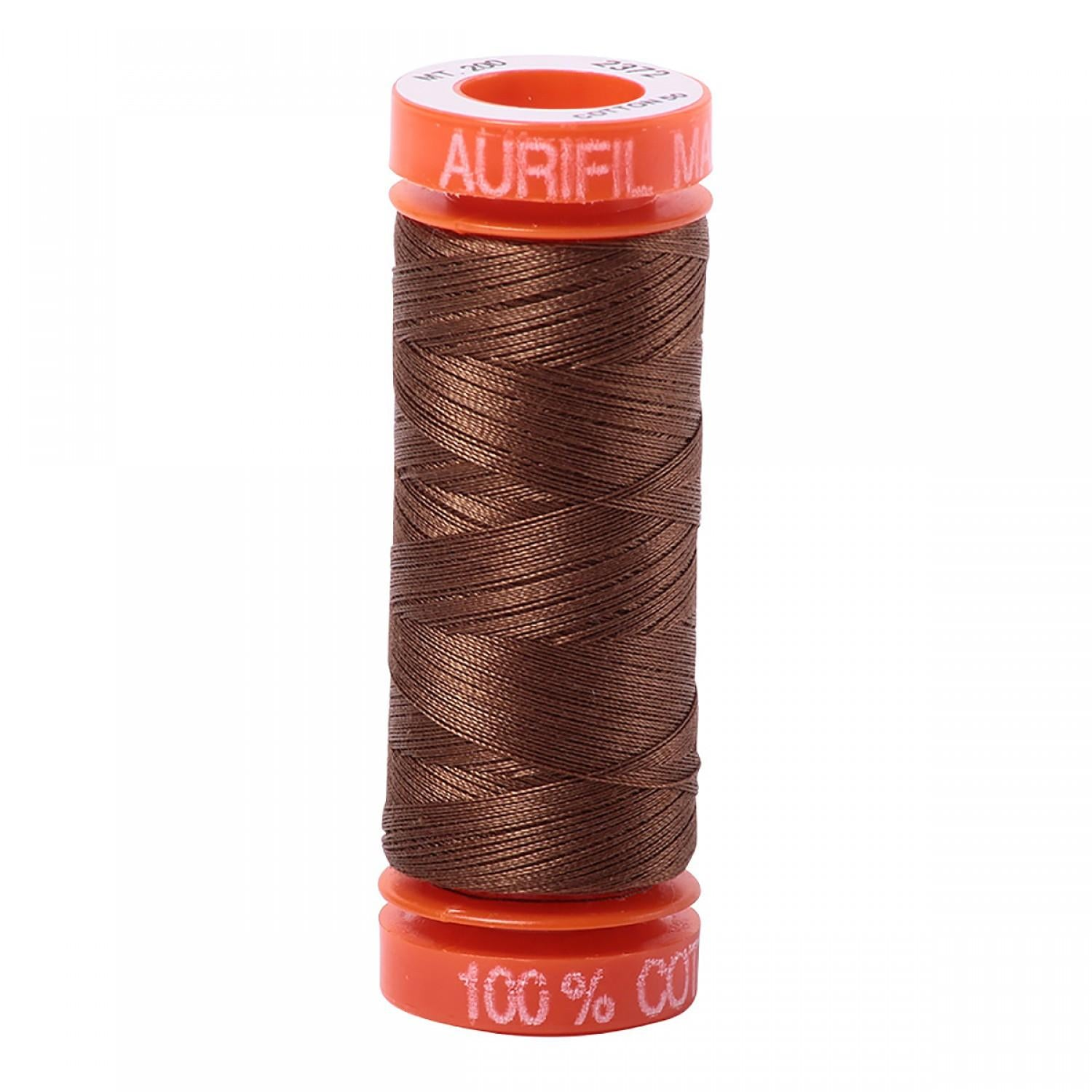 Aurifil Cotton Mako Thread
