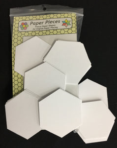 "1.5"" Hexagons"