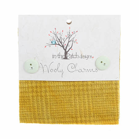 Wooly Charms - Goldenrod