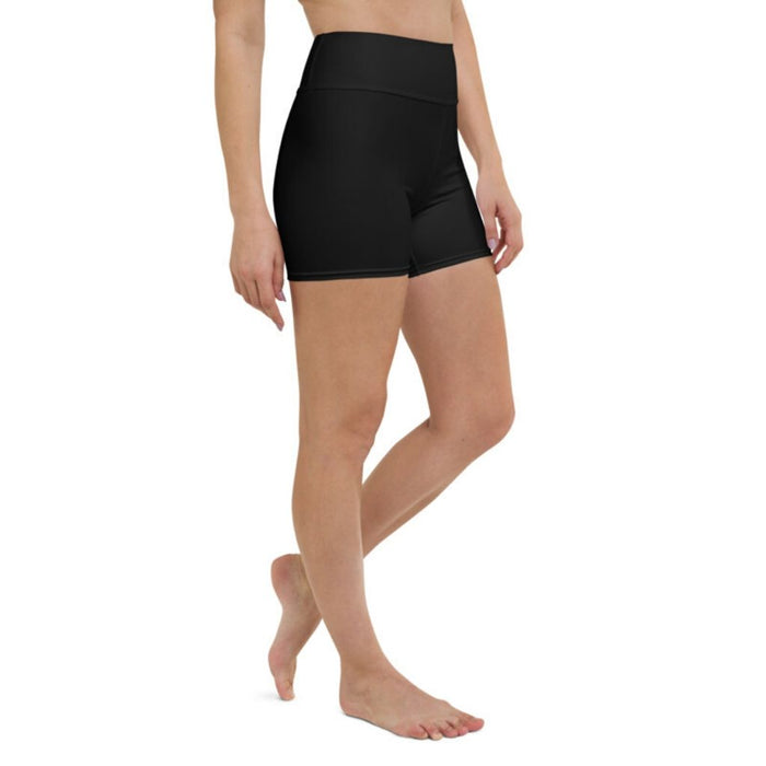 Yoga Shorts Negros - Sternitz