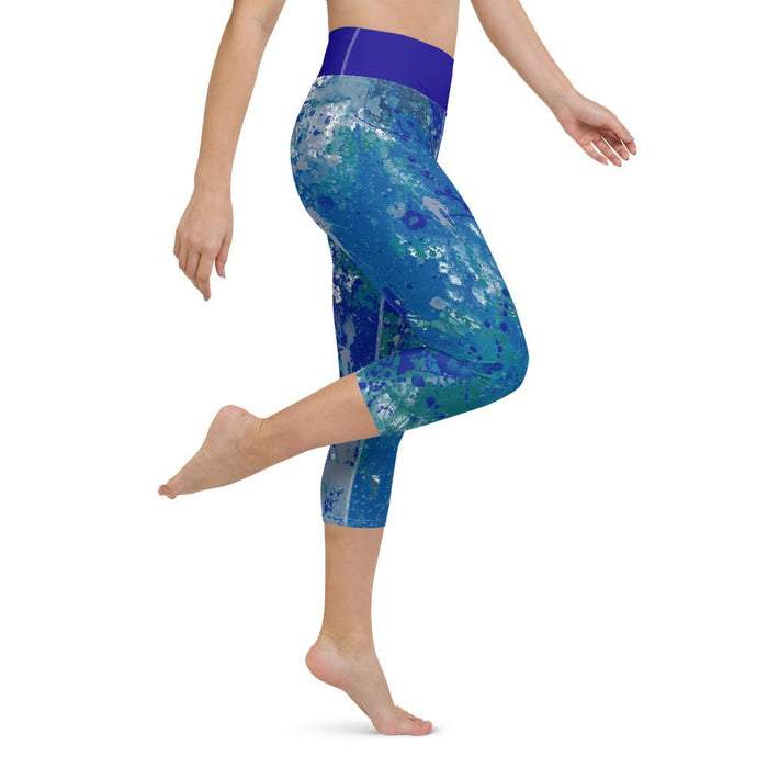 Yoga Capri Leggings Malik - Sternitz