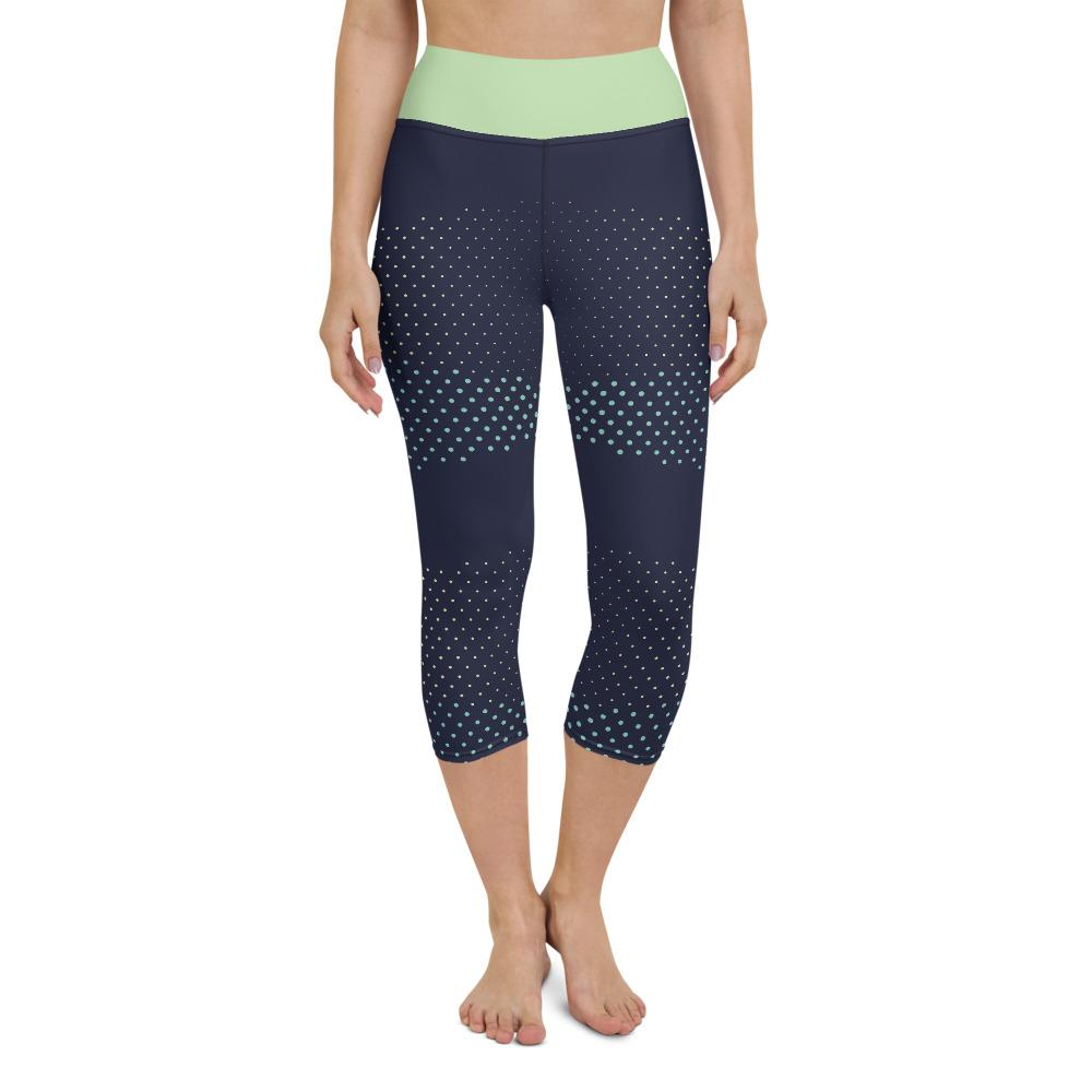 Yoga Capri Legging Mile - Sternitz