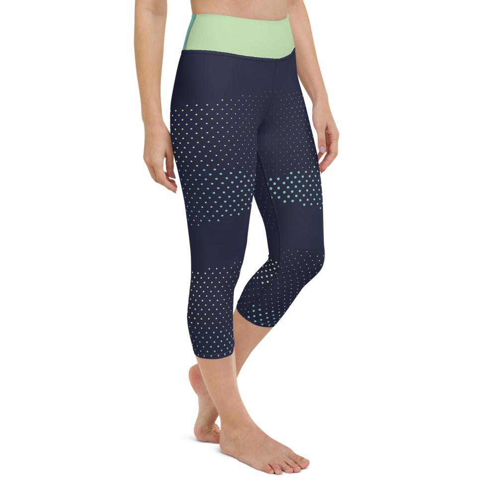 Yoga Capri Legging Mile