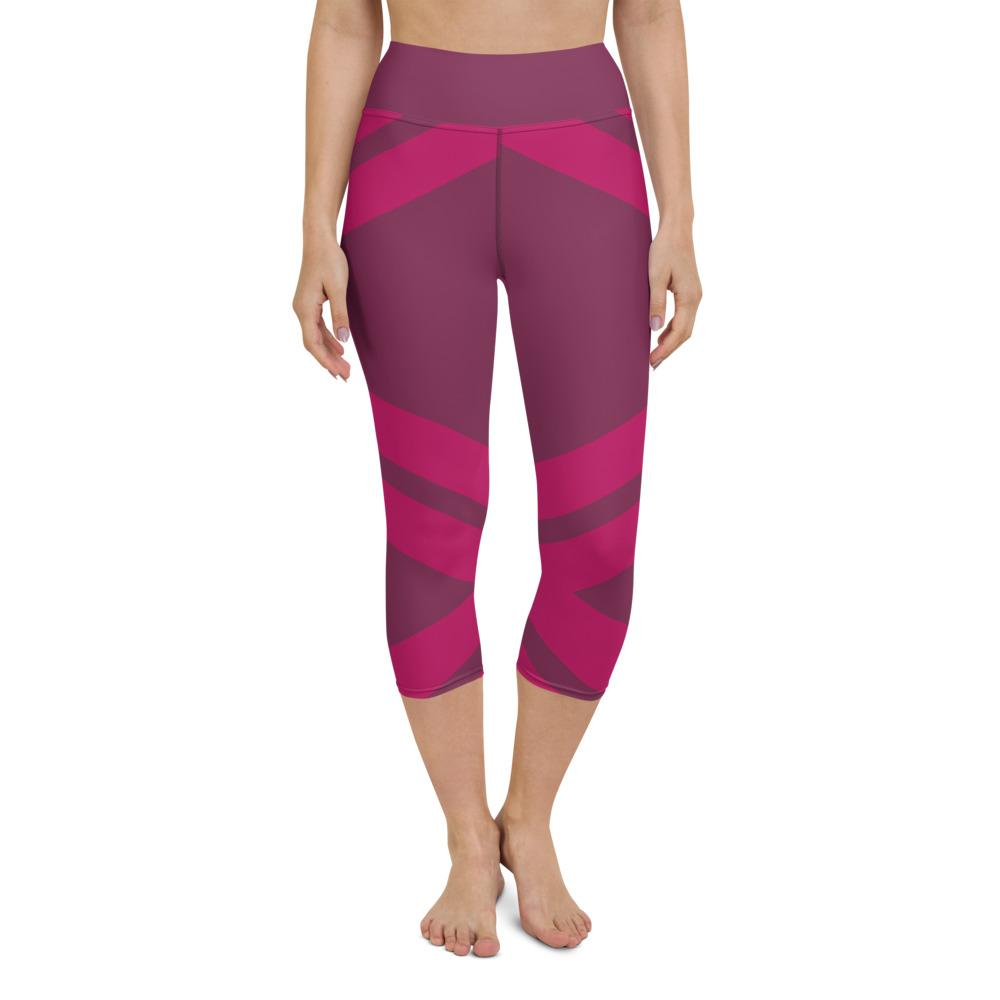 Yoga Capri Legging Sweet