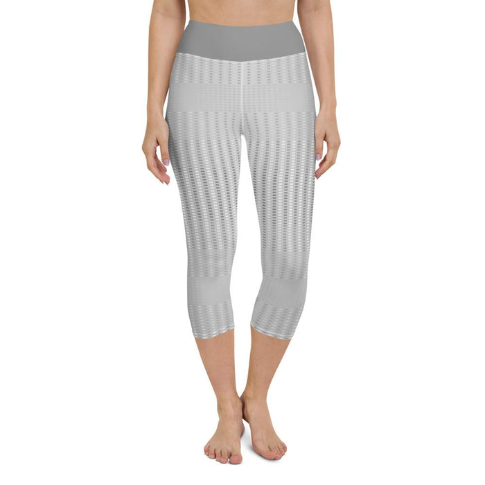 Yoga Capri Leggings Poas
