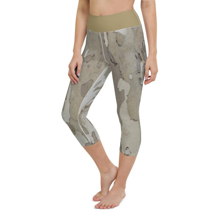 Yoga Capri Leggings Niviangua