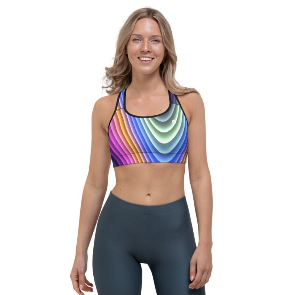 Sports Bra Rainbow - Sternitz