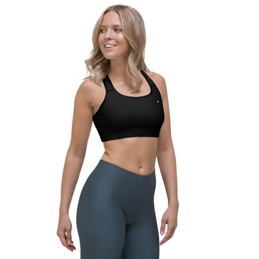 Sports Bra Black - Sternitz