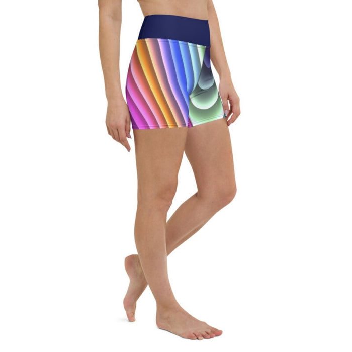 Yoga Shorts Rainbow - Sternitz