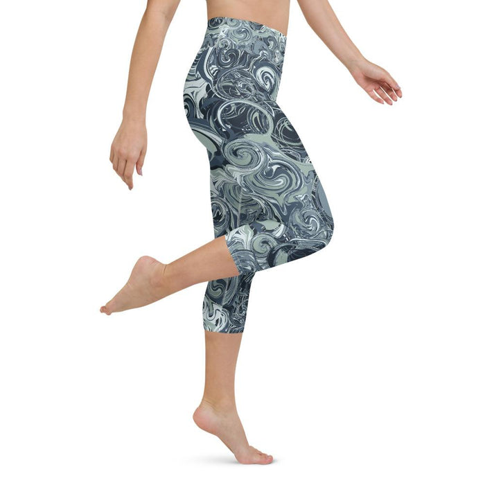Yoga Capri Legging Eclipse