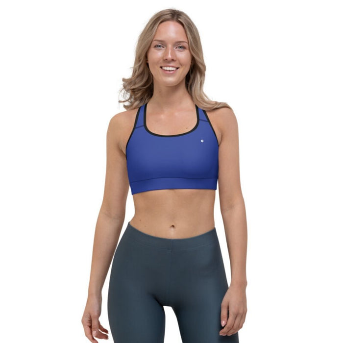 Sports Bra Azul - Sternitz