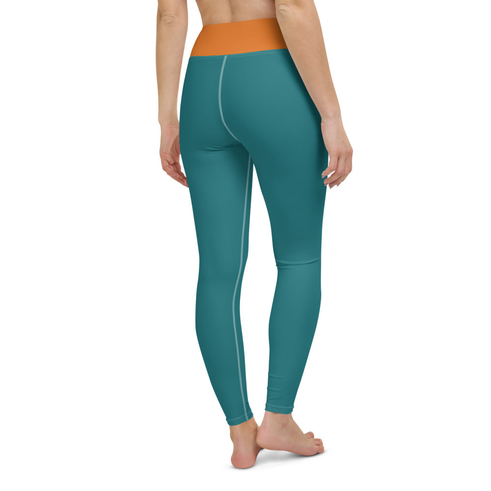 Yoga Leggings Verde