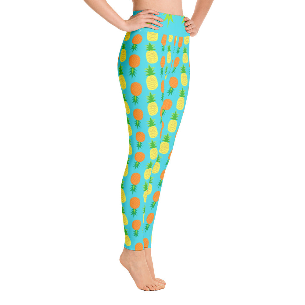 Yoga Legging Pineapple - Sternitz