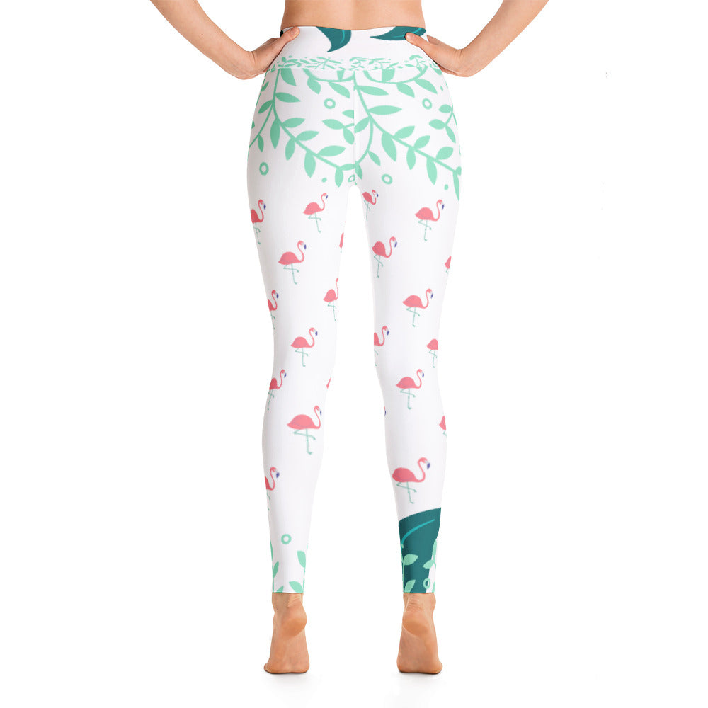Yoga Legging Flamingo