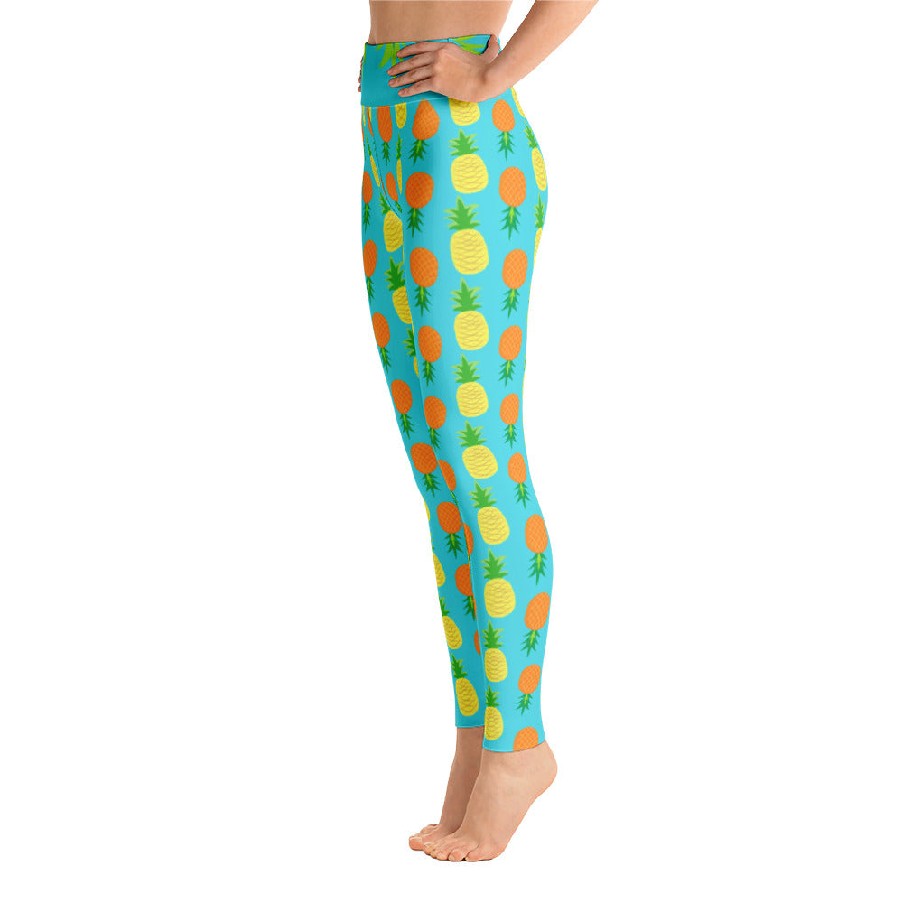 Yoga Legging Pineapple